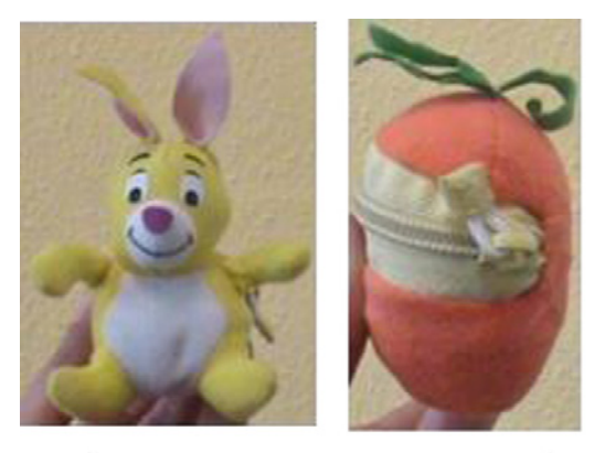 Are human toddlers unable to understand the aspectuality of a puppet's belief that the bunny is not a carrot?